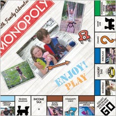 CafePress Custom Monopoly Board Game Etsy Stalkers