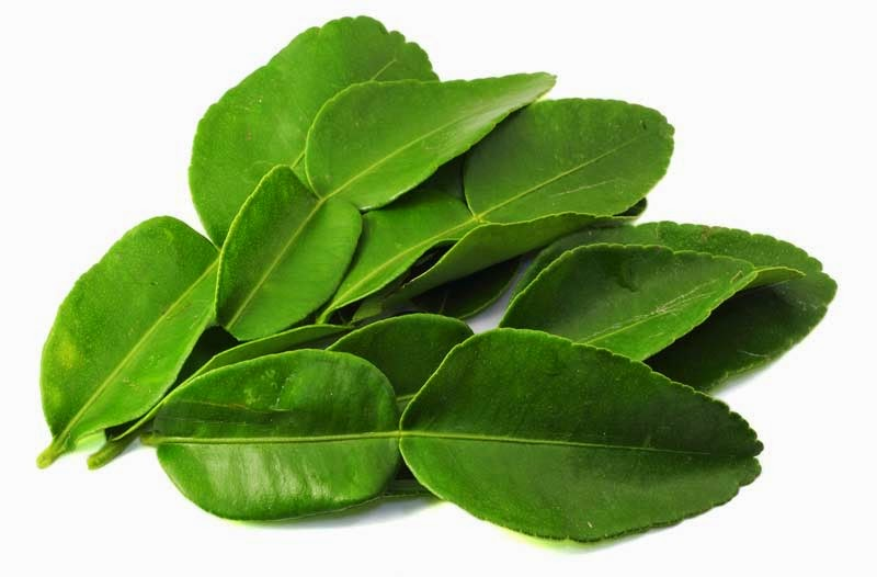 dried kaffir lime leaves how to use