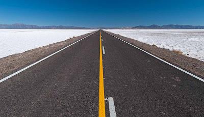 ruta 52 - Salinas Grandes – Argentina