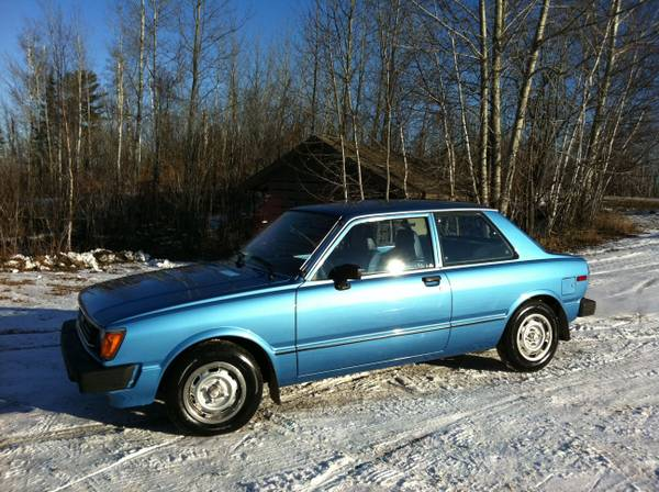 Daily Turismo: ?k: Don't Call It A Turd2Sell: 1981 Toyota ...