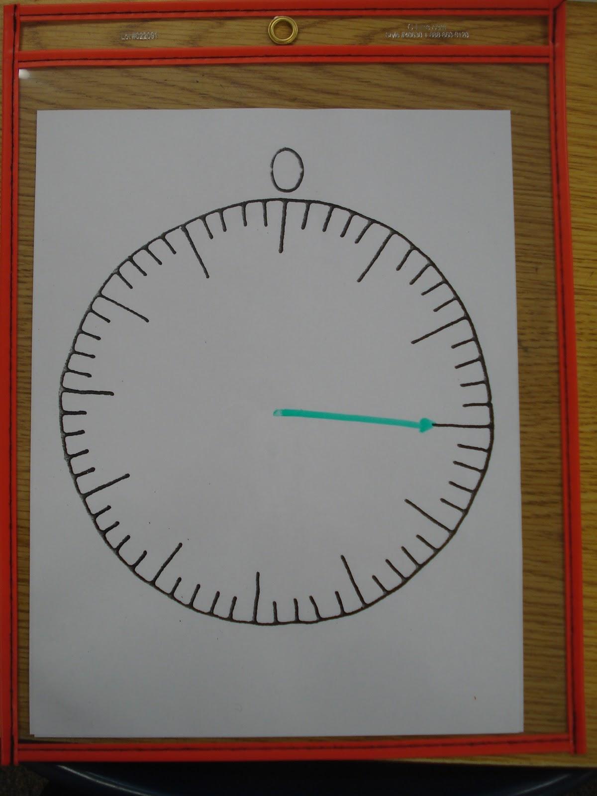 Forever in first numberless clocks freebie - Numberless clock ...