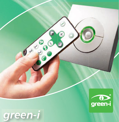 The CP Electronics Green-I range of Energy Saving PIR switches and Dimmers