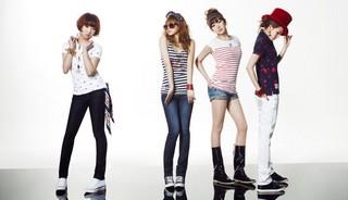 Girlband Terbaik Korea : 2NE1