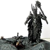 Figurka Władca Pierścieni Sauron