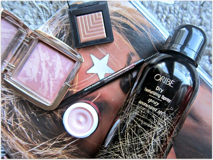New Beauty Products Oribe NARS Kevyn Aucoin Clarins Hourglass