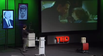 JJ Abrams Ted Talk Fatherhood Moment