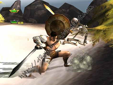 Free Download Games - Gladiator Sword Of Vengeance