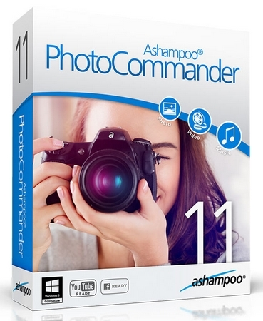 Ashampoo Photo Commander 11 11.0.2 (ENG)
