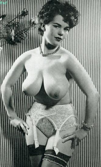ретро фото голых итальянок