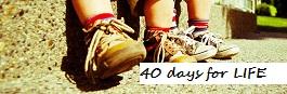 calgary 40 days for life