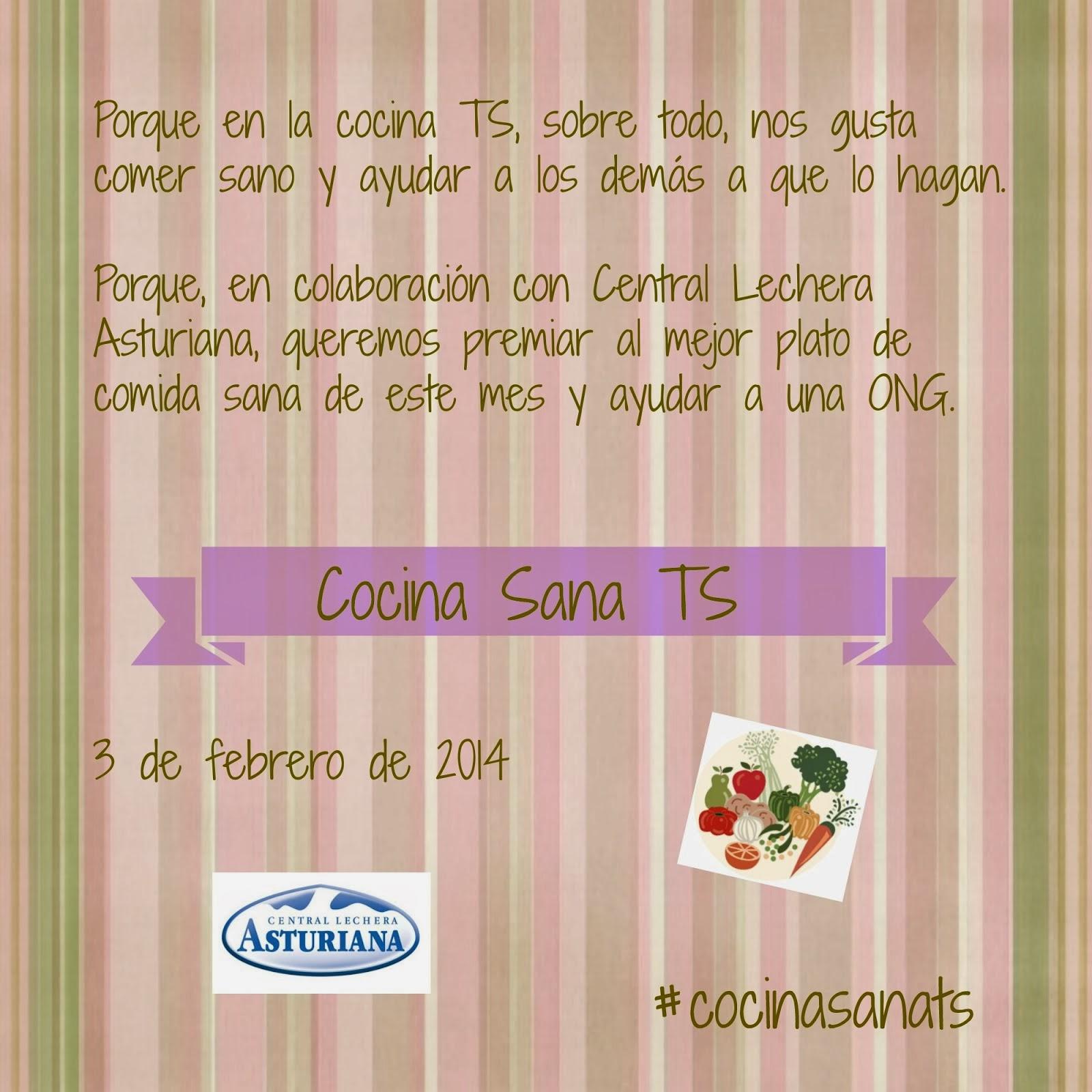3 de febrero. Cocina Sana y Solidaria TS
