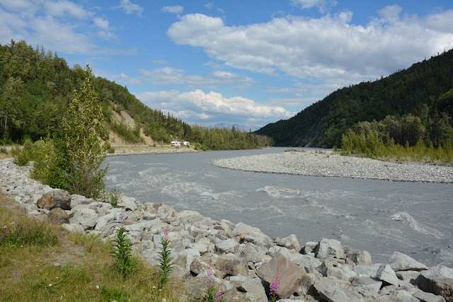 Matsu Valley river
