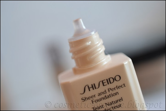 Shiseido Sheer & Perfect