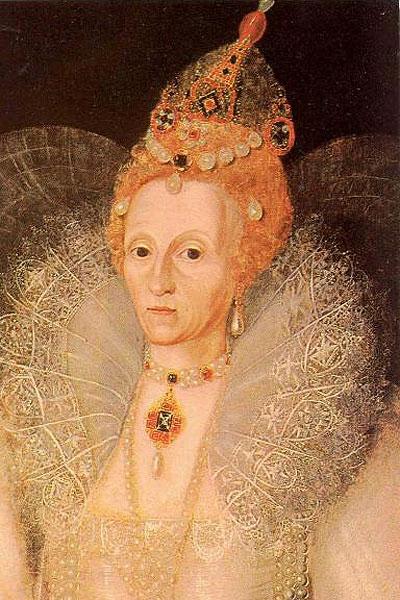 Shakespeare Solved Queen Elizabeth I Smallpox Essex