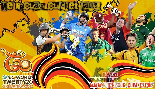 T20 World Cup 2012 Wallpapers