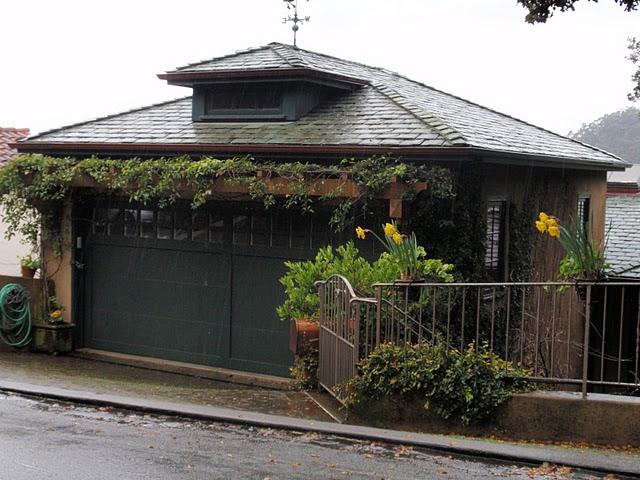 garage door arborMake Them Wonder Sprucing up your Garage Door