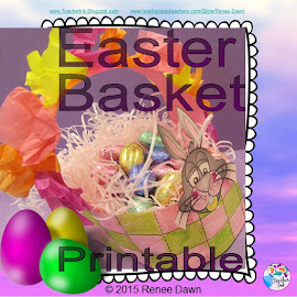 Easter Bunny Basket