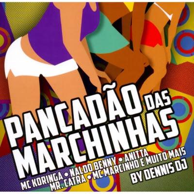 CD Pancadão das marchinhas de carnaval