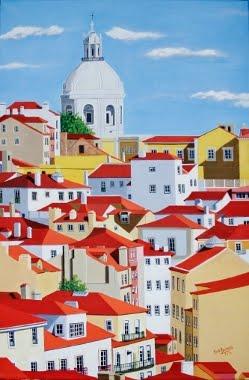 Pintura de Inês Dourado (My Paintings)