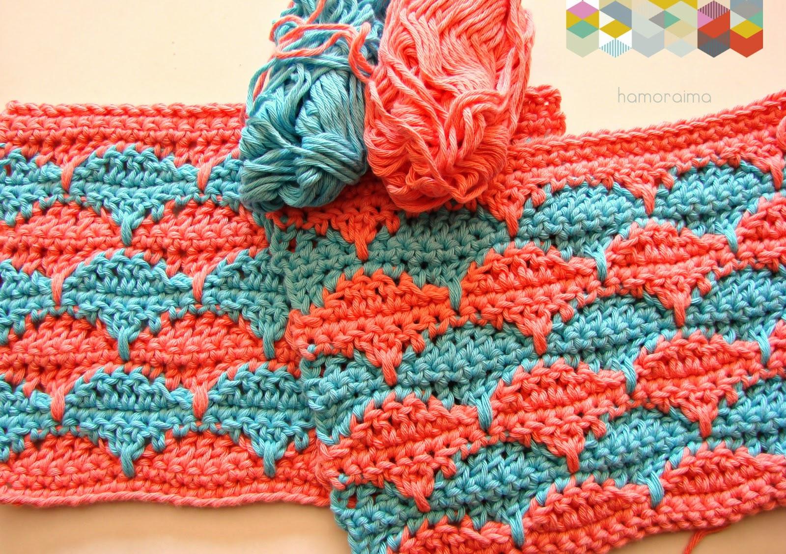 Abanicos de crochet - hamoraima