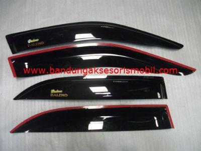 Talang Air Baleno 1997-2000 Original Black Depan Belakang