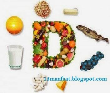 Manfaat dan Vitamin D Sumbernya