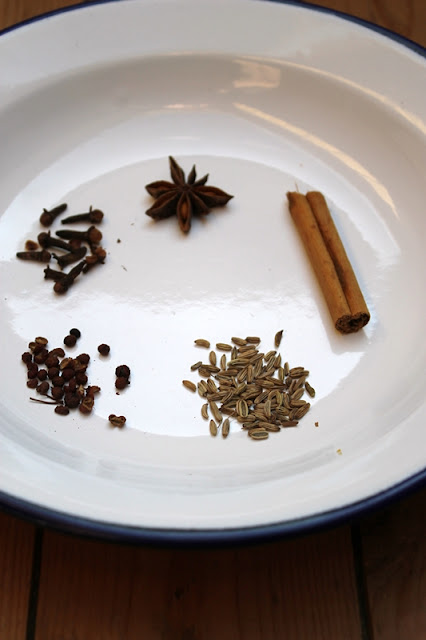 Homemade Five-Spice-Powder