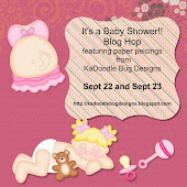 Baby shower blog hop