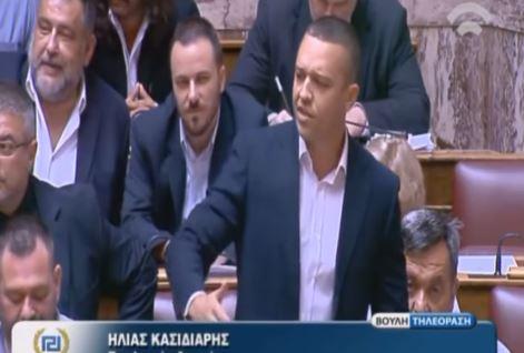 Ηλίας Κασιδιάρης: Αθώωσαν τον εθνομηδενιστή Φίλη - Θα τον τιμωρήσει η Χρυσή Αυγή! [Βίντεο]