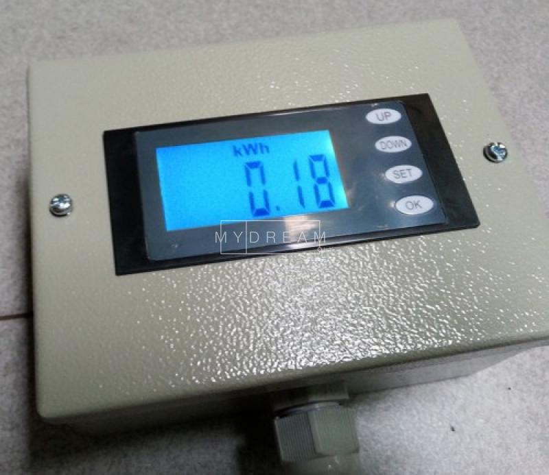 EV Energy Meter With Original Socket