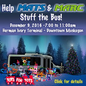 Help MATS and MARC Stuff The Bus