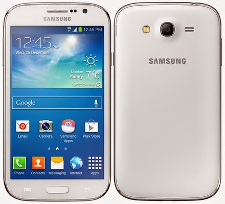 Review Dan Harga Samsung Galaxy Grand Neo Quad Core Dengan Kamera 5 MP