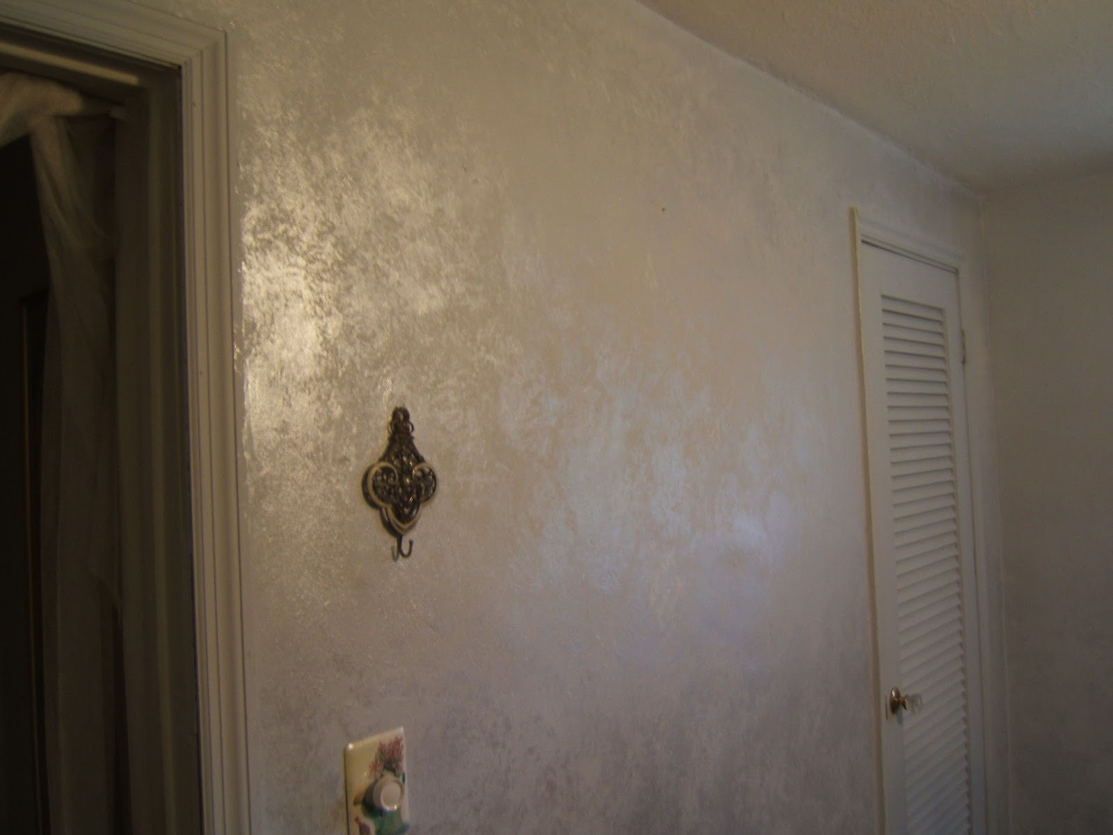 Pearl White Metallic Wall Paint Uk