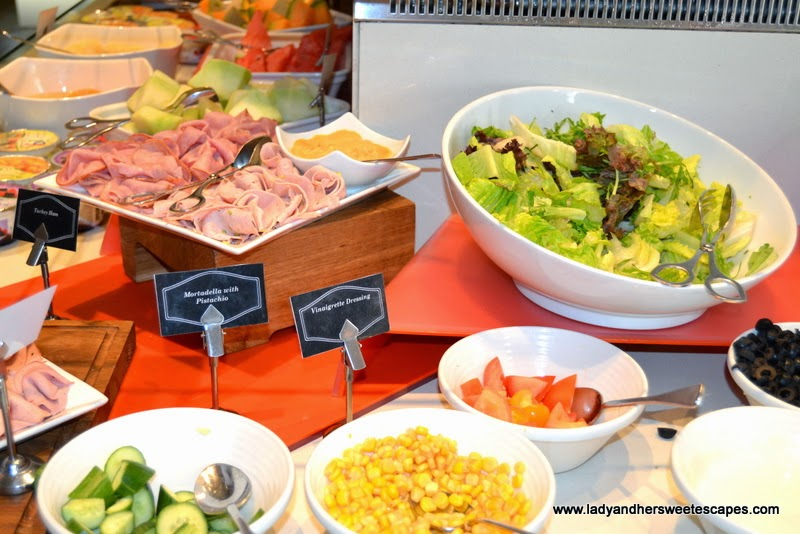 salads and starters at c.taste
