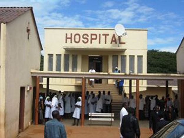 Hospital de Caluquembe como Centro de Referência