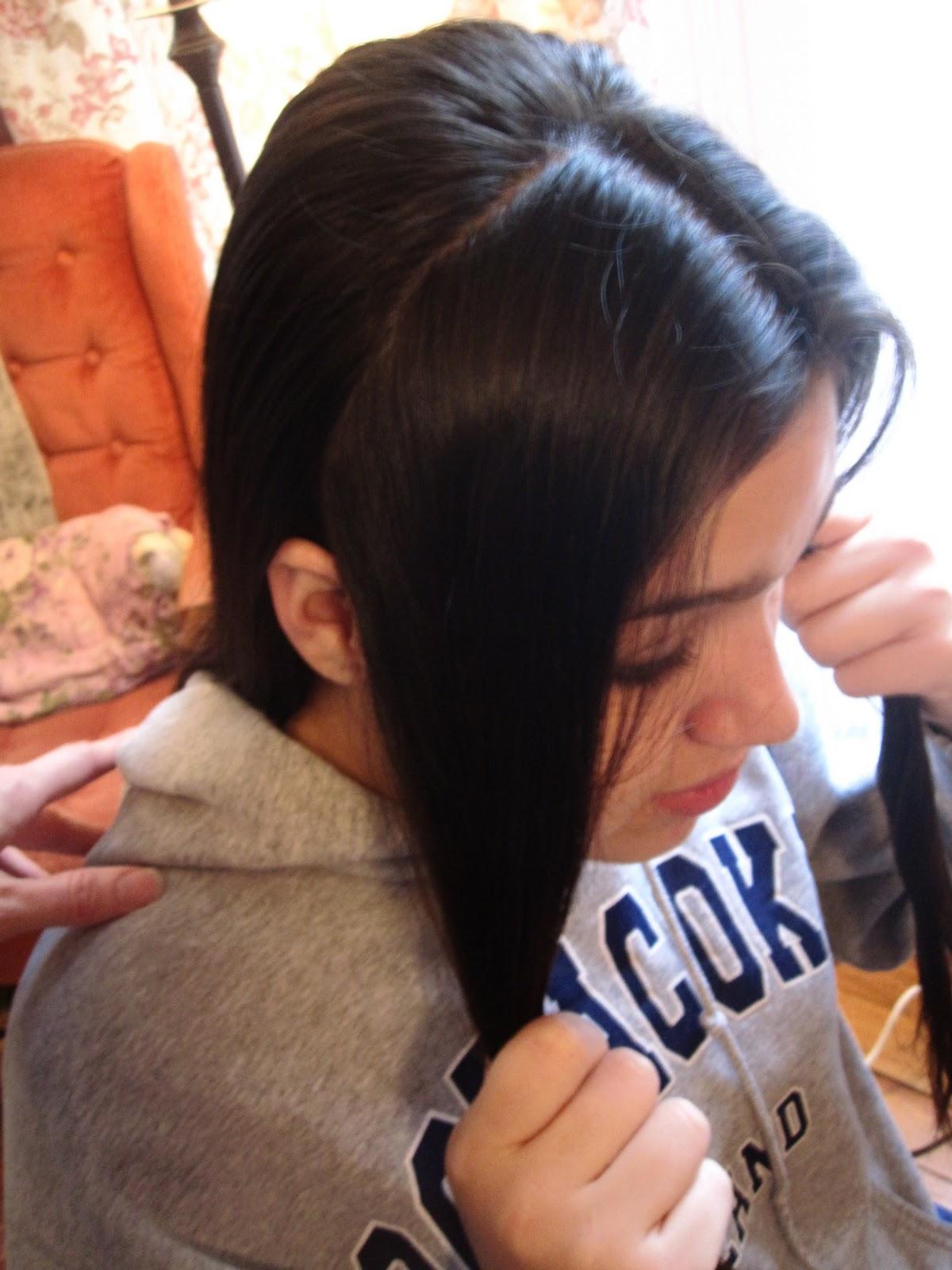 Promise Christian Academy Easy Civil War Hairstyle Tutorial