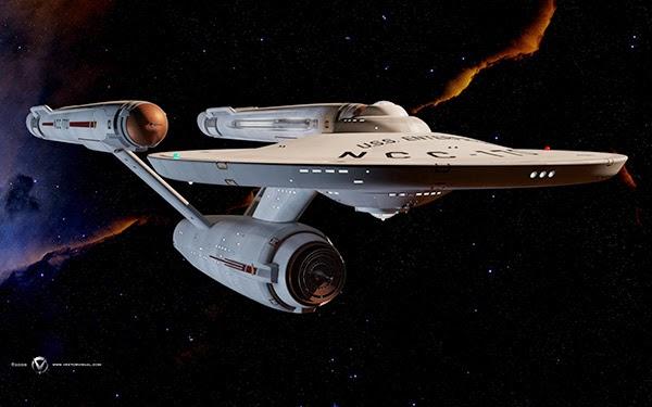USS Enterprise 'Star Trek' Bakal Dibuat dalam 20 Tahun