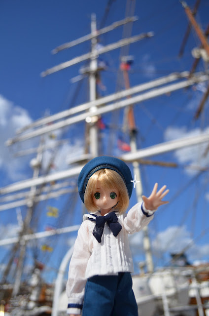 yuuta sailor azone doll