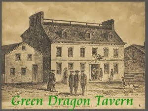 Modern Green Dragon Tavern