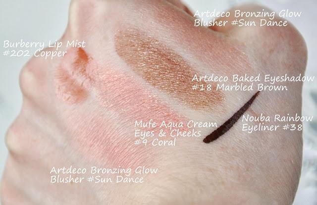 ARTDECO Bronzing Glow Blusher #Sun Dance