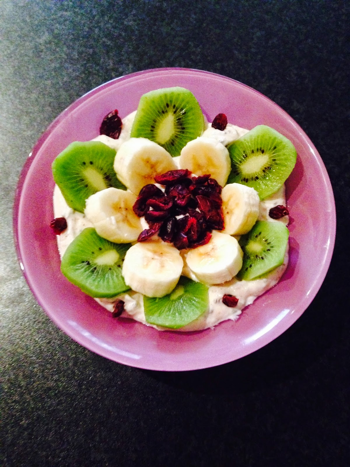 How to Greek Yoghurt Fruit Bowl What I Eat in a Day Glasgow Girls Guide