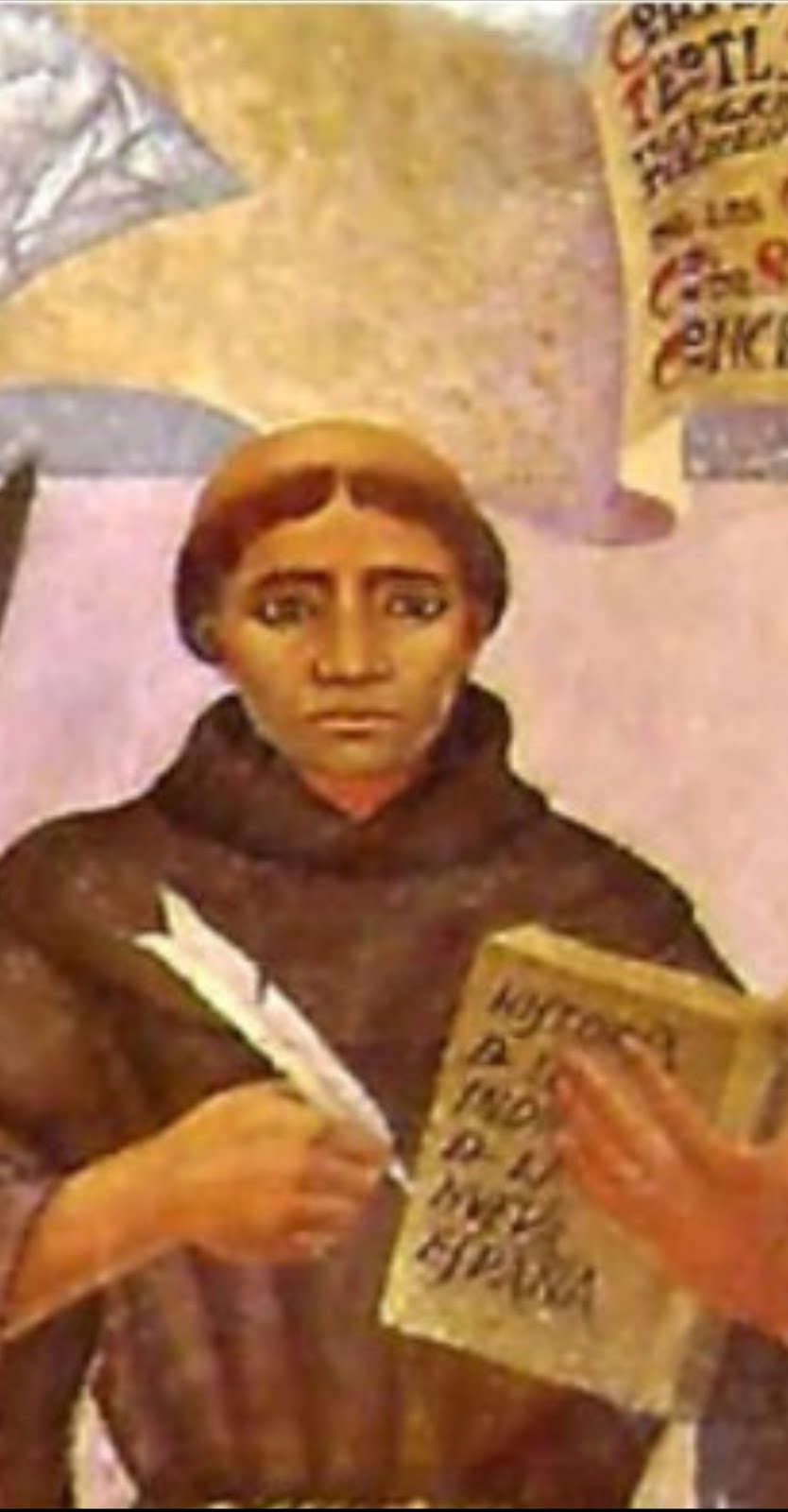 Visita franciscana a La Milpa y Tecómitl en el siglo XVI