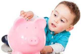 tips mengajarkan tentang uang kepada anak
