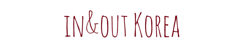 in&out Korea