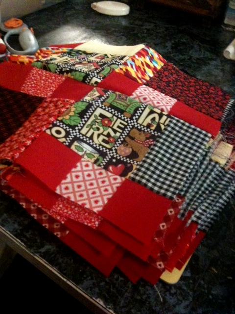my all the porch quilt