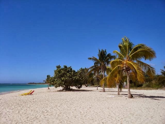 spiaggia ancon cuba