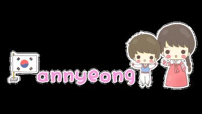 Annyeong Haseyo!!