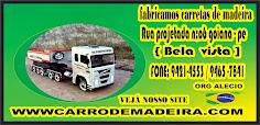 ALECIO FABRICAMOS CAMINHÕES DE MADEIRA