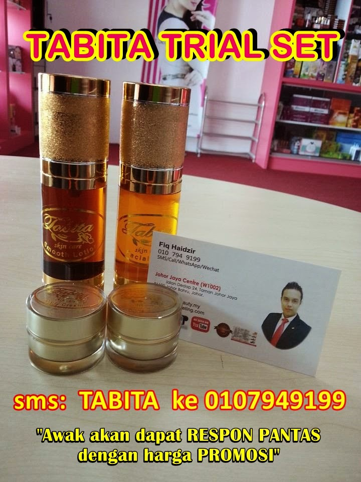 tabita, tabita skin care, tabita skincare, produk tabita, harga tabita, kosmetik tabita asli, tabita skincare original, tabita skin care testimonial