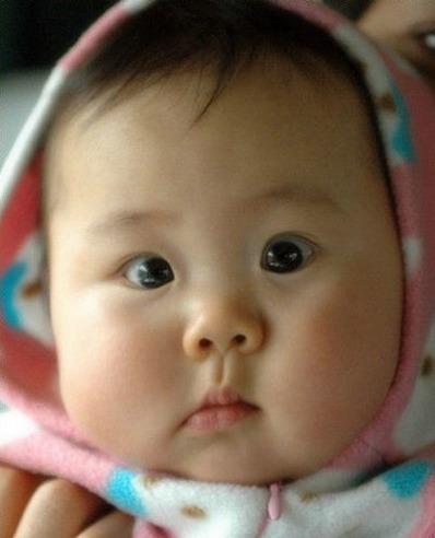 Cute Baby Asian 19